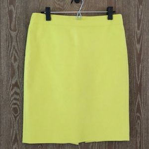 J. Crew no. 2 Pencil Skirt, size 6